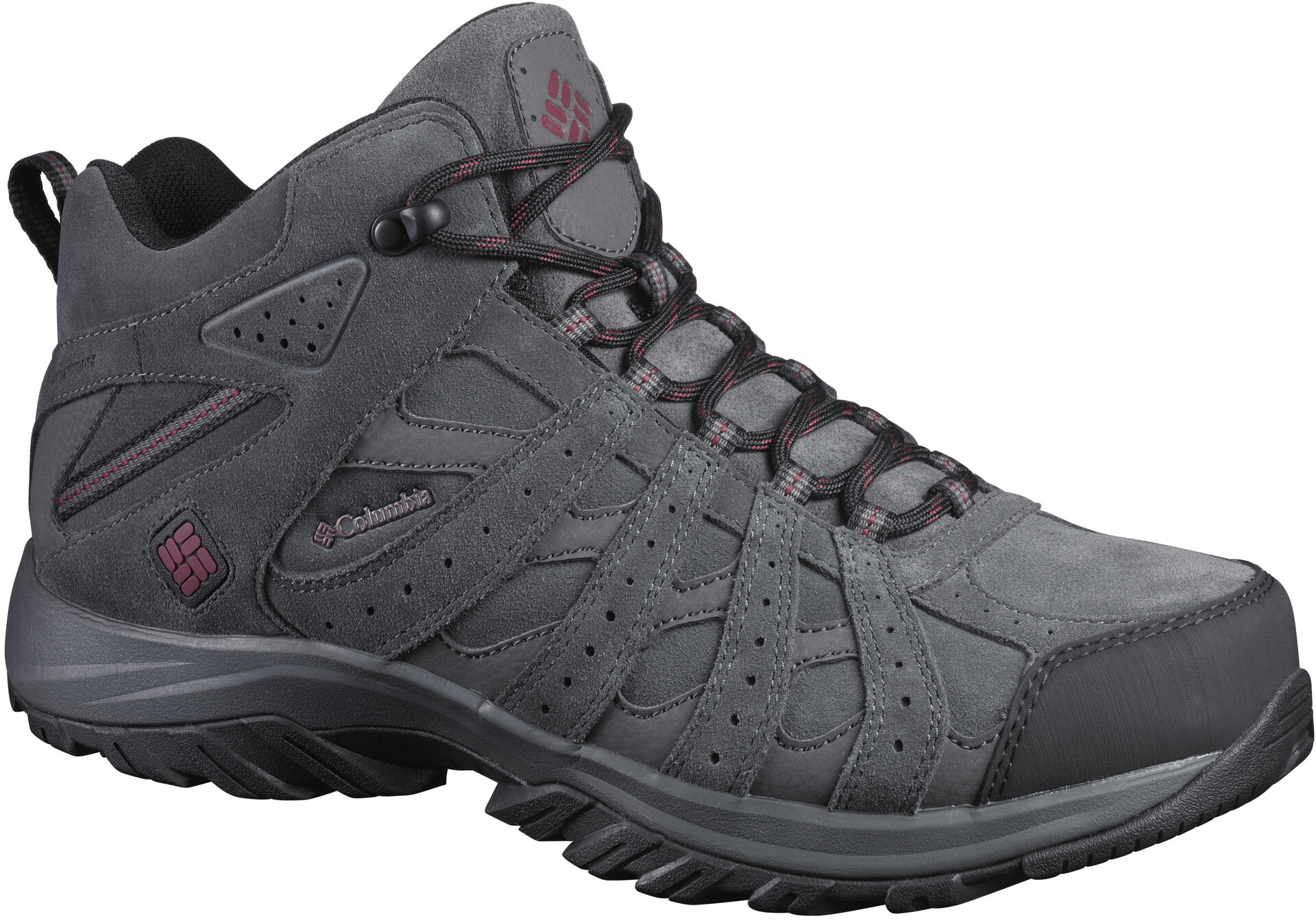 Leather Mid Columbia Tech Omni Chaussures Canyon Point Homme tHBqHwO